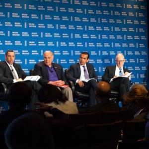 Lowell Milken at 2014GC panel1 5962